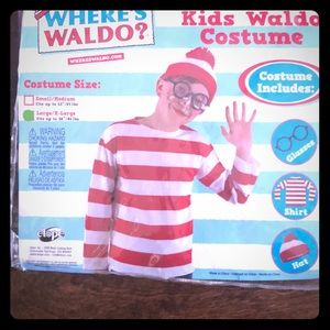 Other - Where's Waldo Costume!